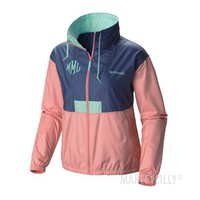Monogrammed Women's Flashback™ Windbreak Jacket | Marleylilly