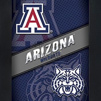 Arizona Wildcats | 3D Art | By PFF | Framed | 3-D | Lenticular Artwork | NCAA Licensed