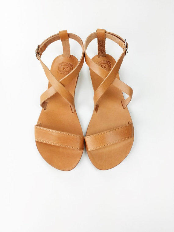 03e7f84f308ddd Women Open Toe Leather Sandals - Women from Leatherhood on Etsy