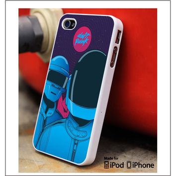 Daft Punk Graphic iPhone 4s iPhone 5 iPhone 5s iPhone 6 case, Galaxy S3 Galaxy S4 Galaxy S5 Note 3 Note 4 case, iPod 4 5 Case