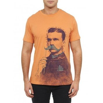 TRICK STACHE TEE - MOVEMBER - MEN'S