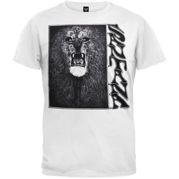 Santana - Lion Soft T-Shirt