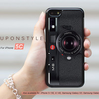 Phone Cases, iPhone 5C Case, Leica M8 Camera, iPhone Case, Phone Covers, Skins, Case for iphone, Case No-50195