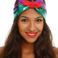 Disney The Little Mermaid Ariel Turban Headband