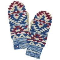 Reebok Colorado Avalanche Ladies Face-Off Mittens - Navy Blue/Burgundy