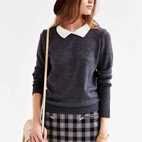 Jack By BB Dakota Almont Sweater- Grey