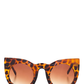 Oversized Cat Eye Sunglasses | 2020AVE