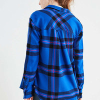 BDG Molly Flannel Button-Down Shirt | Urban Outfitters