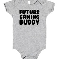 FUTURE GAMING BUDDY | Baby One-Piece | SKREENED