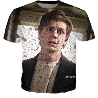 Evan Peters t-shirt