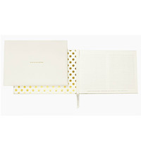 kate spade new york Wedding Guest Book