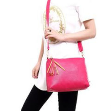 Fashionable Crossbody Messenger Bag