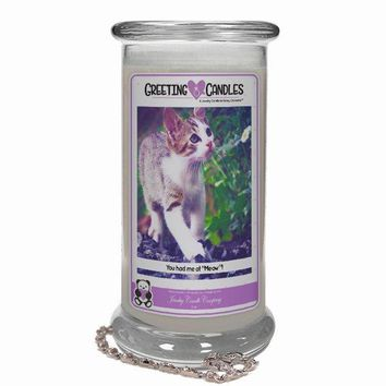 """You Had Me At """"Meow!"""" 