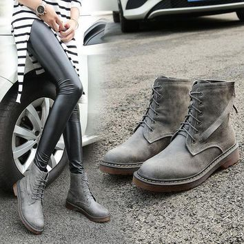 ca PEAPTM4 Winter Dr. Martens England Style Flat Shoes [11156051911]