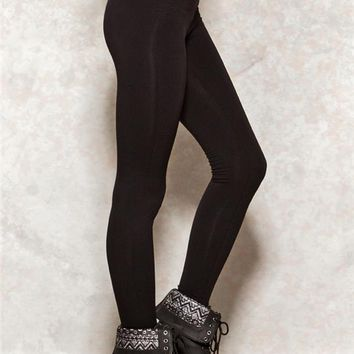 Black Performance Leggings