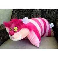 Disney Parks - Alice in Wonderland - Cheshire Cat Pillow Pal Pet Plush