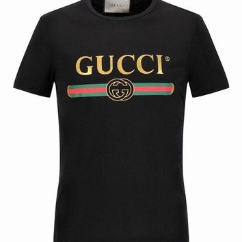 DCCKDV3 Boys & Men Gucci T-Shirt Top Tee