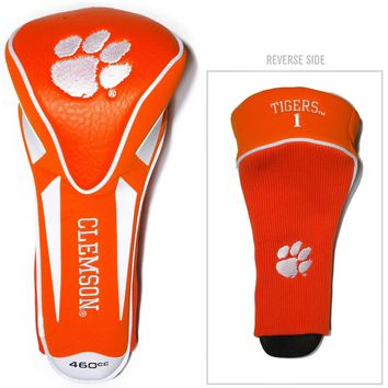 NCAA Clemson Tigers Driver Golf Headcover
