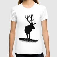 Monarch Of The Park T-shirt by Linsey Williams Wall Art, Clothing, And