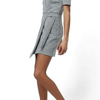 Topshop Belted Wrap Minidress | Nordstrom
