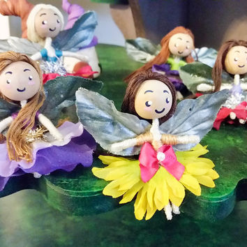 Flower Fairy Doll, Fairy Dolls, Fairies, Fairy, Fairy Doll, Flower Fairies, Flower Fairy Toy, Fairy Girl, Fairy Toy, Fairies, Flower Doll