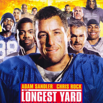 The Longest Yard 11x17 Movie Poster (2005)