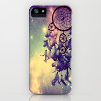 DreamCatcher Love iPhone & iPod Case by Pink Berry Pattern