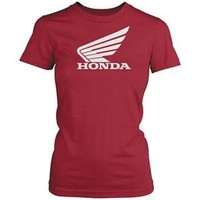 Honda Collection Women's Big Wing T-Shirt