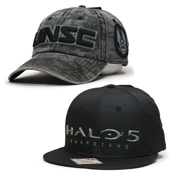 Halo UNSC Heather, 5 Lenticular Adjustable Baseball Cap