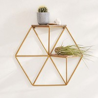 Blake Geo Shelf | Urban Outfitters