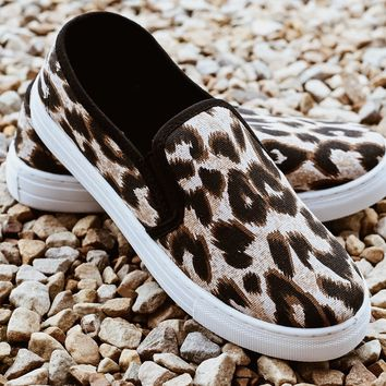 Life's A Party Cheetah Sneaker