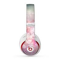 The Unfocused Pink Abstract Lights Skin for the Beats by Dre Studio (2013+ Version) Headphones
