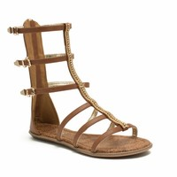 Embellished Action Gladiator Sandals - GoJane.com