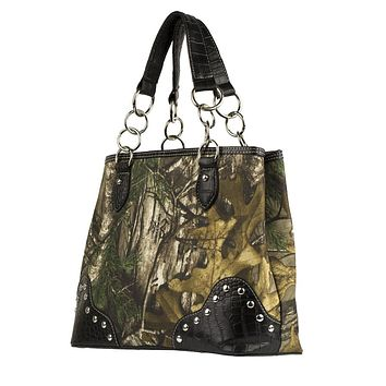 Realtree Camo Handbag in AP