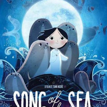 Song of the Sea Movie Poster 11x17