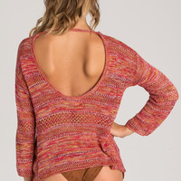 Billabong - Fallen for You Sweater | Wild Berry