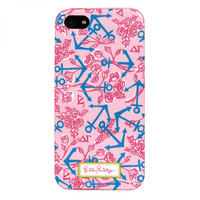 Delta Gamma Lilly Pulitzer iPhone 5 Case