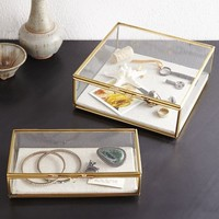 Glass Shadow Boxes