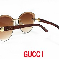 GUCCI Men Women Casual Popular Summer Sun Shades Eyeglasses Glasses Sunglasses sun glasses for men