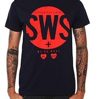 Sleeping With Sirens We Do What We Want Slim-Fit T-Shirt - 904614