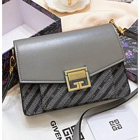 Givenchy Fashion New leather shopping leisure shoulder bag women crossbody bag