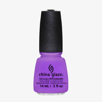 China Glaze That's Shore Bright Nail Polish (Sunsational Collection)