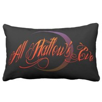 All Hallow's Eve Lumbar Pillow