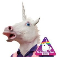 Cool Stuff - Magical Unicorn Mask