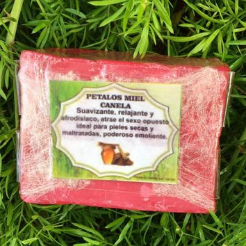 Mexican Artisan Made Soaps