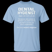 Dental Hygienist Definition T-Shirt