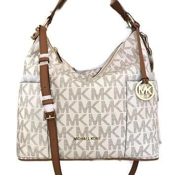 Michael Kors Anita Large Convertible Shoulder Bag