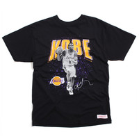 Los Angeles Lakers 'Kobe Signature' T-Shirt Black
