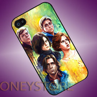 The Breakfast Club Painting - Photo Print for iPhone 4/4s, iPhone 5/5C, Samsung S3 i9300, Samsung S4 i9500 Hard Case