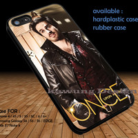 Colin O'Donoghue Pirate DOP193 iPhone 6s 6 6s+ 5c 5s Cases Samsung Galaxy s5 s6 Edge+ NOTE 5 4 3 #movie #disney #animated #onceuponatime